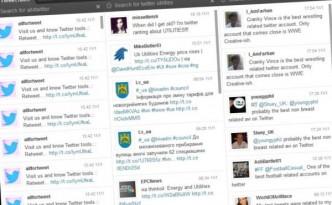 TweetTabs